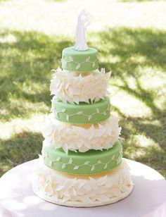 Image detail for -... wedding cakes luxury cakes lace wedding cake best cake designs cake