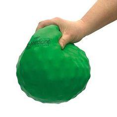yuck e ball, 2kg om spieren te trainen. @www.muisjesensitief.nl