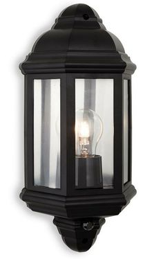 This Firstlight Park Flush Security Wall Lantern Is Available From Luxury Lighting. Firstlight Lighting Traditional Exterior Wall Lantern With PIR 8656BK Is In A Black Finish. Buy Online Today.