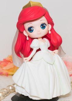 The Little Mermaid - Ariel - Q Posket - Q Posket Disney Characters - Dreamy Style, White (Banpresto) | MyFigureCollection.net