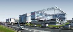 Competition - New Coca Cola Headquarters - Fenwick Iribarren Architects
