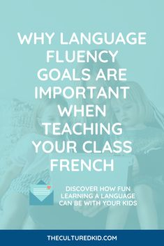 So you want to teach your kids the French language at preschool but you don't know the best way to get started. I'd love to walk you through some tips on creating goals for your child's language learning journey to help set you and your kids up for success! #french #bilingual #homeschool #lesson Learning Through Play, Kids Learning, Language Immersion, Learning A Second Language, Teaching French, Lessons For Kids, Learn French, French Language, New Words