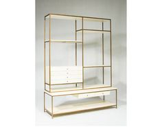 Julian Chichester - Bay Bookcase - available @ kt-id.com