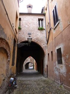 Ferrara Italia (Marzo)