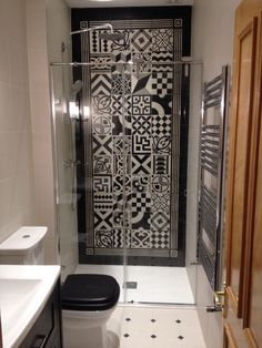 1000 images about funky tile designs on pinterest tile for Funky bathroom design ideas