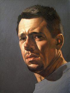 Self Portrait  - by Sam Dalby