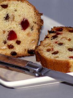 Cake aux fruits confits maison