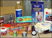 Centers for Disease Control and Prevention (CDC) -- Emergency Supplies for Earthquake Preparedness