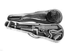 Tommy Gun in a Violin Case