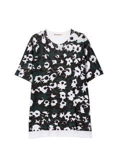 Short sleeve t-shirt Men Marni - Shop the official Virtual Store