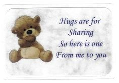 hugs pictures and quotes Good Morning Hug, Cute Good Morning Quotes, Good Morning Beautiful Images, Beautiful Friend, Hugs And Kisses Quotes, Hug Quotes, Qoutes, Hug Pictures, Teddy Pictures
