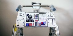 Clone Wars Artist Makes AT-AT Walker for Boy Recovering From Surgery | Underwire | Wired.com