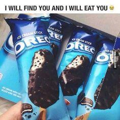 """Oreo ice cream stick?! #9gag"""