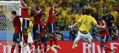 Brazil 2-1 Colombia: expensive price of victory