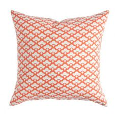 Caitlin Wilson lotus pillow - for living room