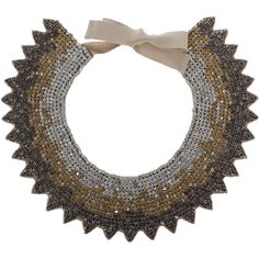 Valentino Garavani Necklace with Strass ($360) ❤ liked on Polyvore featuring jewelry, necklaces, silver, rhinestone necklace, rhinestone jewelry and valentino jewelry