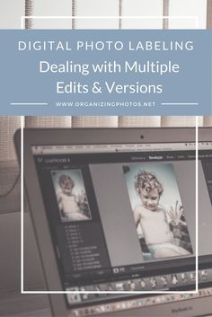 Dealing with Multiple Edits & Versions
