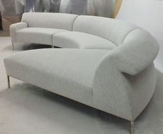 Merveilleux Sectional Seating By LAZAR. Designed By; Stanley Jay Friedman.