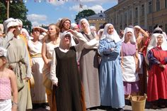 The Medieval Market is Finland's largest medieval and historical event held at the Old Great Square of Turku on June 25th to 28th 2015, 12–20 on Thu–Fri and 12–18 on Sat–Sun.