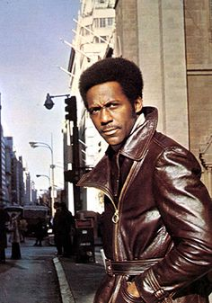 Today In History We Honor Richard Roundtree 'Richard Roundtree was a leading man in early blacksploitation films, his best-known role being Detective John Shaft in the hugely popular action movie Shaft. Black Actors, Black Celebrities, My Black Is Beautiful, Beautiful Men, Detective, Richard Roundtree, Today In History, African American History, My People