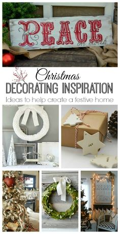 20 Inspiring Christmas Decor Ideas - Yellow Bliss Road