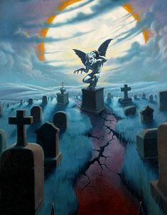 GOTHIC NIGHTS BY JIM WARREN