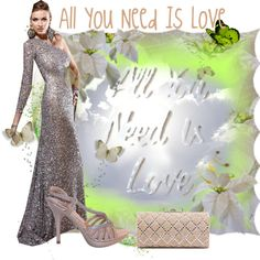 All U Need Is Love by joumana-diab-taha on Polyvore