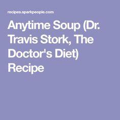 Dr. Travis Stork's