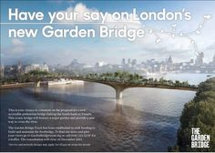 Citizen Space - The Garden Bridge Trust Guest Consultation. Comments Nov.-Dec. 2013. Co