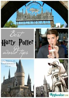 Best Harry Potter World Tips