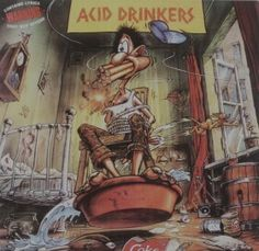 Acid Drinkers - Are you a rebel - 1990