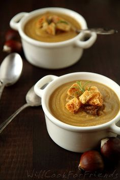 18 Chestnut Recipes For Wintertime Feasting