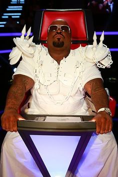 Don't mess with CeeLo Green! #VoiceFinale