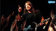 Foo Fighters Cancel 2 Shows After Dave Grohl Breaks His Leg Dave Grohl  #DaveGrohl