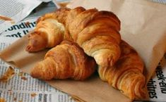 Croissants, Dairy, Food And Drink, Bread, Cheese, Cooking, Sweet, Desserts, Dessert Ideas
