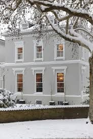 Image result for exterior painted in georgian house uk