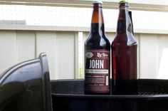 Detailed look at the study that showed that dark beer marinades may make for healthier grilled meats.