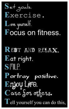 Self Respect http://papasteves.com/blogs/news