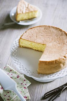 Pan di Spagna: La #ricetta del #pandiSpagna a volte è insidiosa, ma fidati di me: con la mia ne avrai uno perfetto!