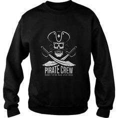 pirate crew logo LIMITED TIME ONLY. ORDER NOW if you like, Item Not Sold Anywhere Else. Amazing for you or gift for your family members and your friends. Thank you! #crew-sweatshirts #crew #sweatshirts Crew Sweatshirts, Mug Designs, Logo, Friends, Amazing, Gift, Sweaters, T Shirt, Fashion