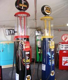 Visible Gas Pump - Rick's Restorations