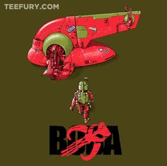Bobakira by bleee - Shirt sold on May 19th at http://teefury.com - More by the artist at http://www.BliMation.com