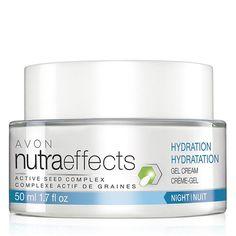 nutraeffects Hydration Night Gel Cream https://www.avon.com/product/nutraeffects-hydration-night-gel-cream-57615?rep=cbrenda007
