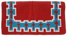 Tough-1 Wool Cross Saddle Blanket 4lb by JT. $38.85. Wool saddle blankets with new woven designs.