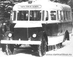 ТА-1А – сочетание шасси, аналогичного ТА-1, и «растянутого» кузова ГЗА-651