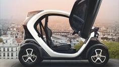 Renault Twizy - Außendesign
