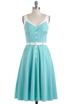 Bettie Page Sense of Tasteful Dress | Mod Retro Vintage Dresses | ModCloth.com