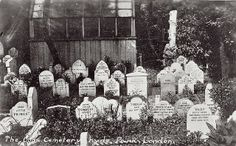 Funeral Fund Blog: An Accidental Resting Place; Hyde Park Cemetery.