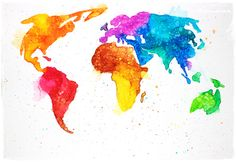 Let's Color the World