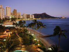 Waikiki, Oahu, Hawaii!